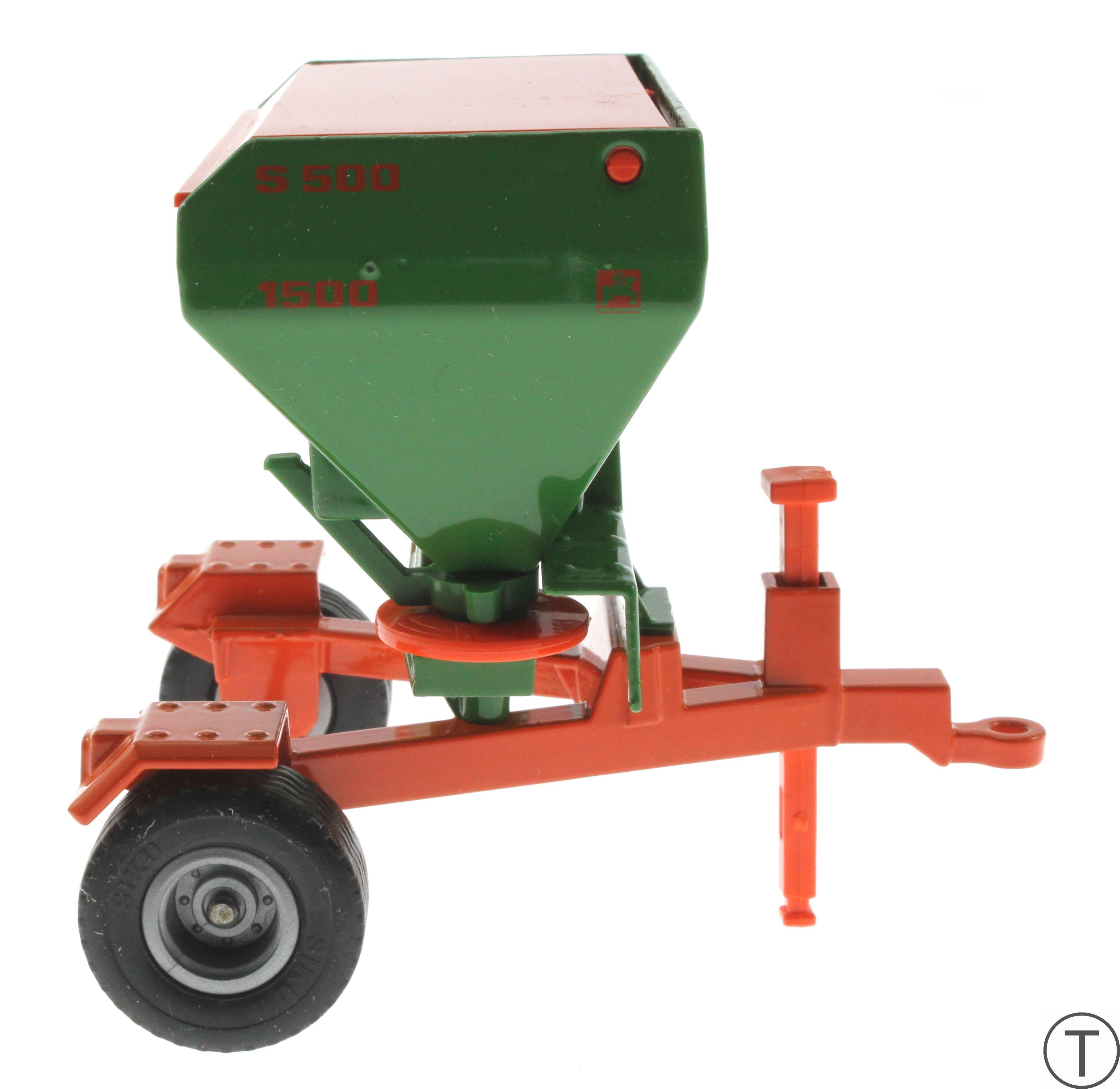 Siku 2269 - Düngerstreuer mit Fahrrahmen Amazone ZA-M