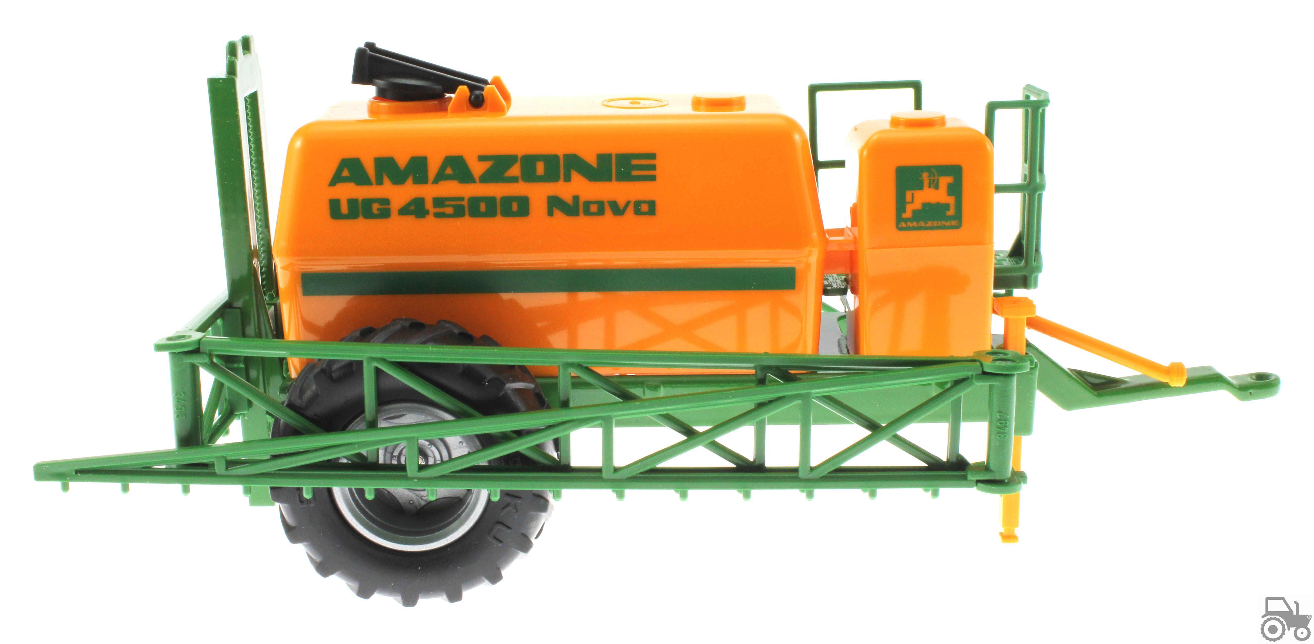 Siku 2563 - Hänger-Feldspritze Amazone UG 4500 Nova
