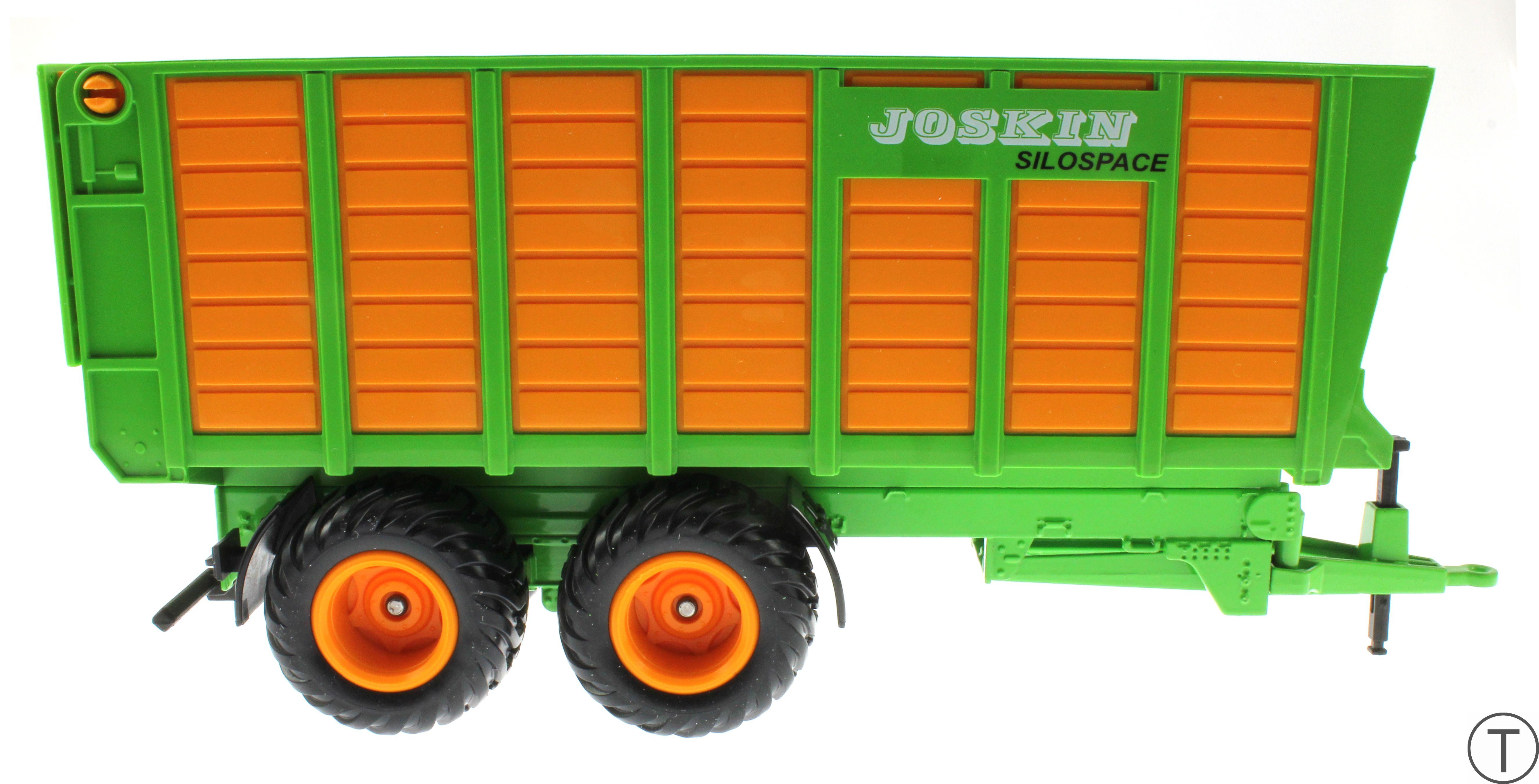 Siku 2873 - Silagewagen Joskin Silospace