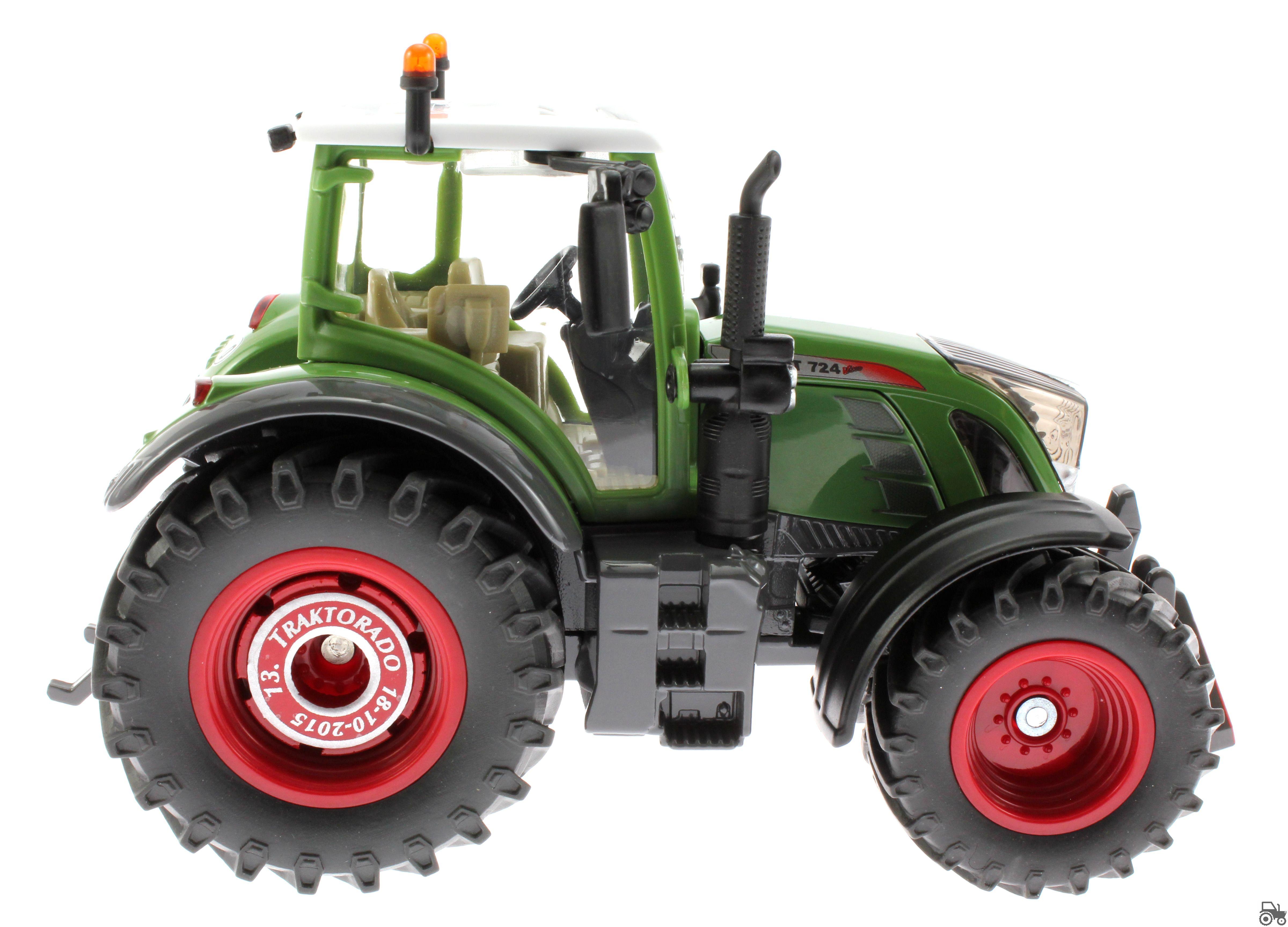 Siku 3285 Traktorado 2015 - Fendt 724 Vario