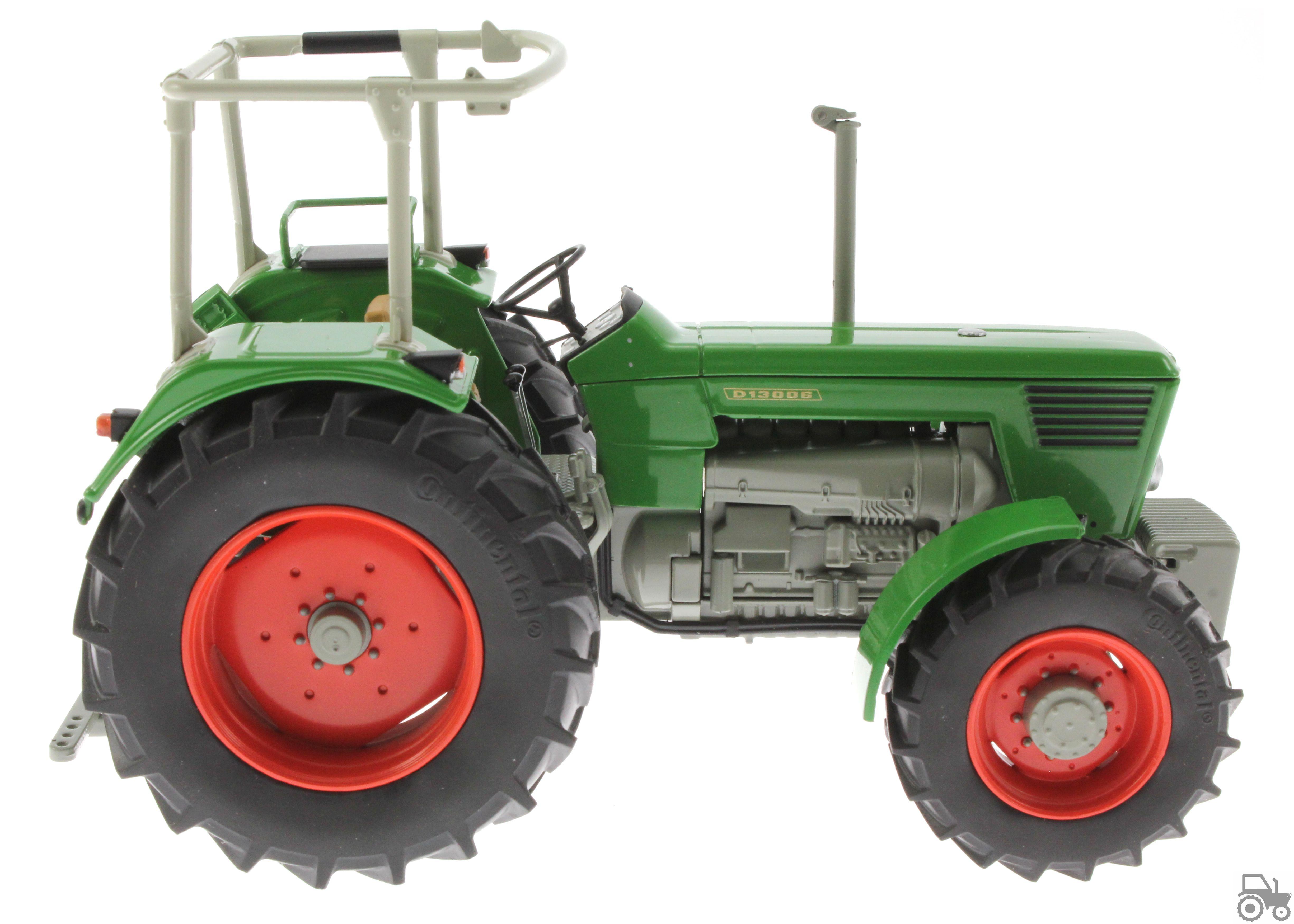 weise-toys 1005 - Deutz D 130 06