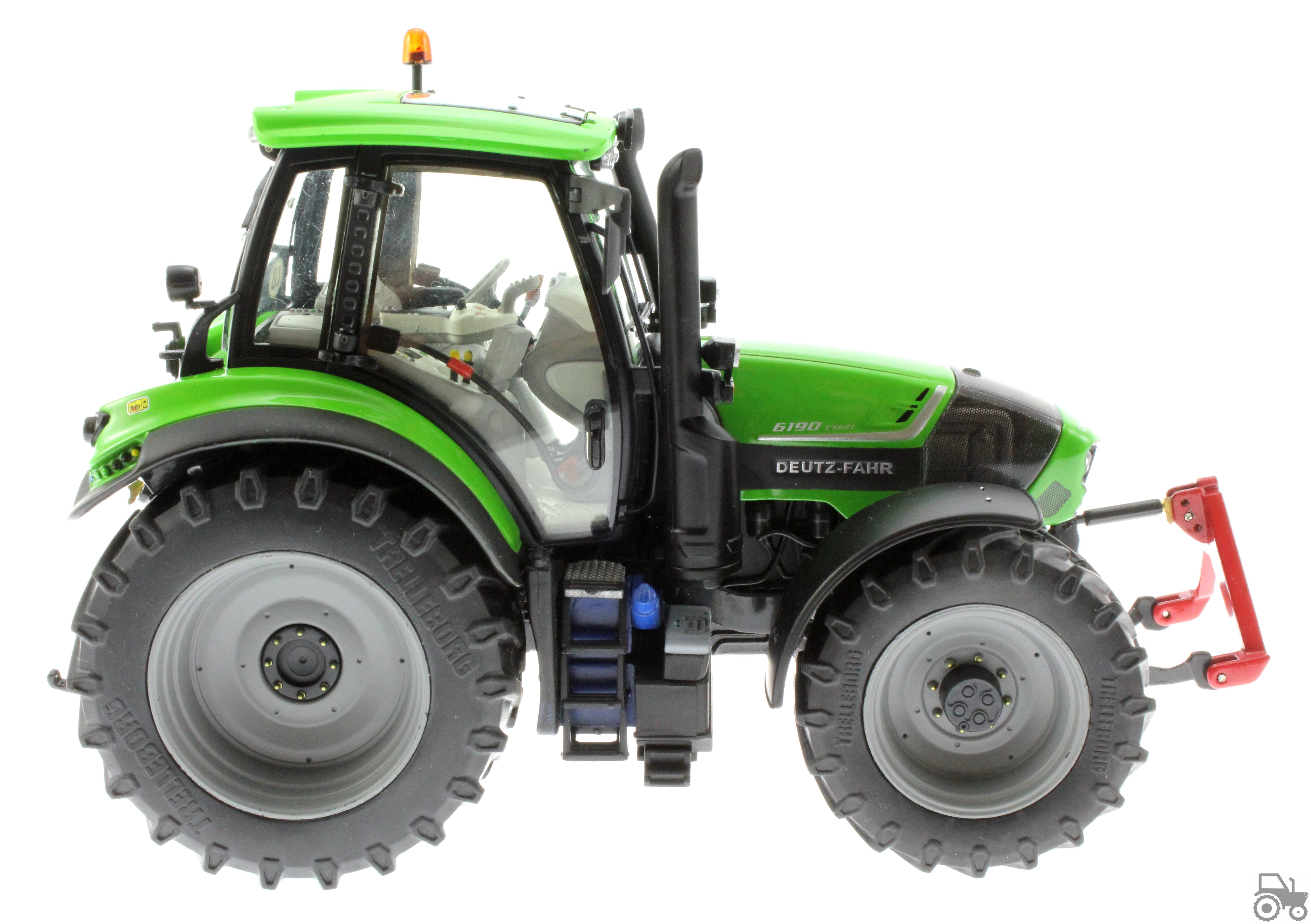 weise-toys 1031 - Deutz-Fahr Agrotron 6190 C Shift