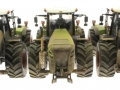 3 dreckige Wiking Claas Xerion 5000 Trac vorne