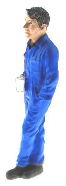 AT-Collections 32115 - Farmer in der Pause trinkt Kaffee links