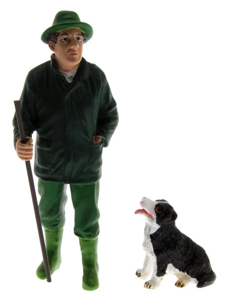AT Collections 32116 - Jack mit Border Collie