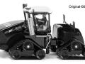 Agritechnica 2015 - Messemodell Siku Case-IH-Quadtrac-600-Blackline