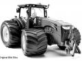 Agritechnica 2015 - Messemodell Siku-John-Deere-8360R-mit-Breitreifen vorne rechts