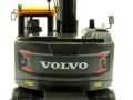 AT Collections 3200101 - Volvo EWR 150E Mobilbagger mit Mitas Doppel-Bereifung hinten