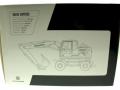 AT Collections 3200101 - Volvo EWR 150E Mobilbagger mit Mitas Doppel-Bereifung Karton hinten