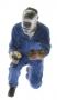 AT-Collections 32127 - Schweißender Fred auf den Knien