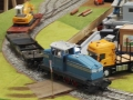 Modelleisenbahnaustellung Bad Oldesloe 2018 -Siku Control 32 Anlage