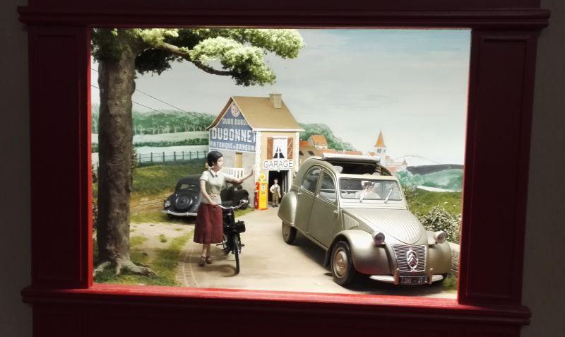 Modelleisenbahnaustellung Bad Oldesloe 2018 -Diorama