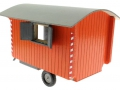 Bauwagen 1:32 Orange  hinten links