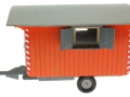 Bauwagen 1:32 Orange  links