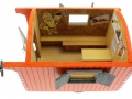Bauwagen 1:32 Orange  oben links