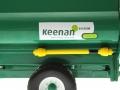 Britains 40995 - Keenan Futtermischwagen Logo