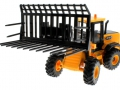 Britains 42511 - JCB 416S Farm Master unten vorne links