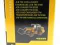 Britains 42556 - JCB TM 310S Loader Karton seite