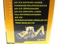 Britains 42702 - JCB 3CX Löffelbagger Karton seite