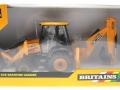 Britains 42702 - JCB 3CX Löffelbagger Karton vorne