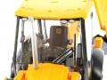 Britains 42702 - JCB 3CX Löffelbagger Sitz