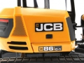 Britains 43013 - JCB Midi Bagger 86C-1 Logo