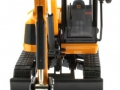 Britains 43013 - JCB Midi Bagger 86C-1 vorne