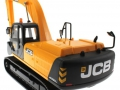Britains 43044 - JCB JS330 Raupenbagger hinten links