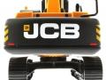 Britains 43044 - JCB JS330 Raupenbagger unten hinten