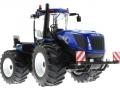 Britains 4308 - New Holland T9.565 Traktor unten vorne rechts