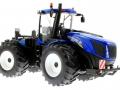 Britains 4308 - New Holland T9.565 Traktor unte vorne rechts