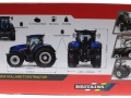 Britains 43149A1 - New Holland T7315 Karton hinten
