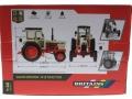 Britains 43154A1 - David Brown 1412 Tractor Karton hinten