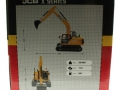 Britains 43211 - Kettenbagger JCB 220X LC Karton Seite