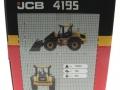 Britains 43223 - Radlader JCB 419S Karton Seite