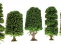 Brushwood- TOYS 2065 - Bäume Set von unten