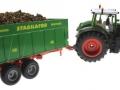 Brushwood TOYS BT2076 - Kartoffeln mit Siku Fendt 1050 und Brantner Stabilisator Anhänger
