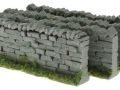Brushwood TOYS BT2091 - Stein Mauer gerade 4 Stück