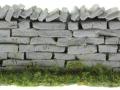Brushwood TOYS BT2091 - Stein Mauer gerade Nahaufnahme