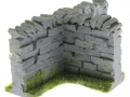Brushwood TOYS BT2091 - Stein Mauer T-Form links