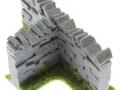 Brushwood TOYS BT2091 - Stein Mauer T-Form oben