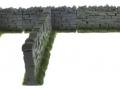 Brushwood TOYS BT2091 - Stein Mauer T-Form und Gerade Stücke