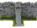 Brushwood TOYS BT2091 - Stein Mauer T-Form