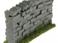 Brushwood TOYS BT3020 - Stein Mauer gebogen links