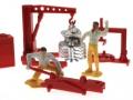 Brushwood Toys BT3043 - Farm Mechaniker und Zubehör Set