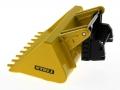 Siku Control32 John Deere 7R Adapter an Stoll Schaufel links