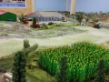 Farmworld Fehmarn - Blick zum Kuhstall