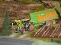 Farmworld Fehmarn - Claas mit Joskin-Hänger