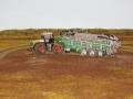 Farmworld Fehmarn - Claas Xerion mit Samson Fasswagen