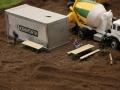 Farmworld Fehmarn - Container und Pausenbank